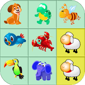 Connect Animal: Match 2 Puzzle