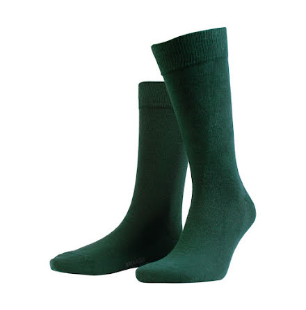 Amanda Christensen True ankle sock bottle green