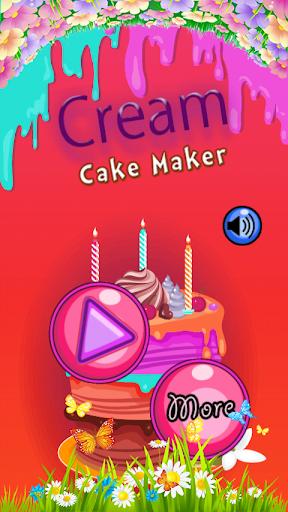 Cream Cake Maker 2015