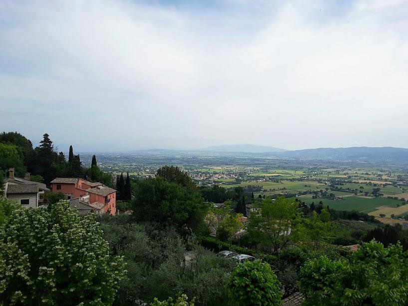 500 км пешком по Италии, или Путь Святого Франциска