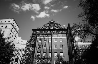 Photo: The Vanderbilt Gate at the entrance of the Conservatory Garden.   Central Park, New York City.  View the writing that accompanies this post here at this link on Google Plus:  https://plus.google.com/108527329601014444443/posts/axjuS32Q3Md  View more New York City photography by Vivienne Gucwa here:  http://nythroughthelens.com/