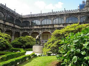 Photo: Jardins de l'université de Fonseca