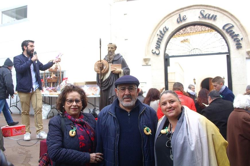 Ante San Antón.