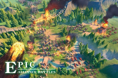 Rise of Kingdoms: Lost Crusade Screenshot