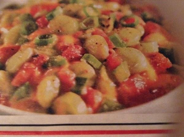 Cheesy Butter Beans Recipe