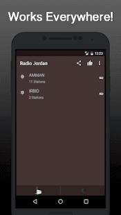Radio Online Jordan - náhled