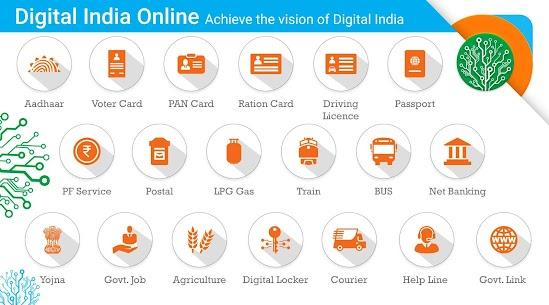 Online Seva Apk: Digital Services India 1