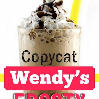 Copycat Wendy's Frosty.
