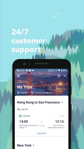 Screenshot for Trip.com: Flights, Hotels, Train & Travel Deals in Hong Kong Play Store