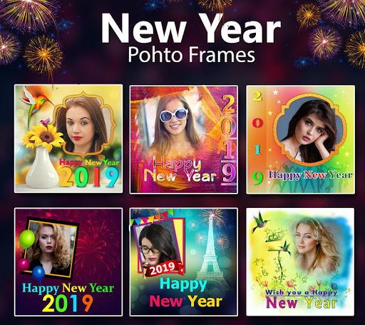 New Year Photo Frame 2019 1.0 screenshots 10