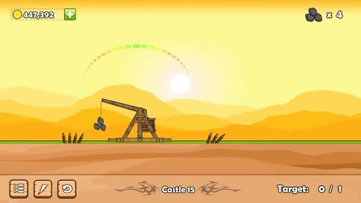 Télécharger Castle Down: Siege of the Catapult APK MOD (Astuce) screenshots 5