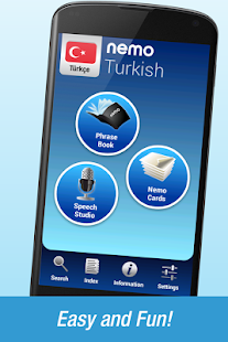 FREE Turkish by Nemo