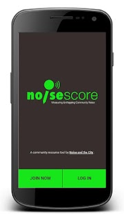 NoiseScore- screenshot thumbnail