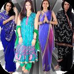 indian sari dresses