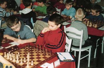Photo: od lewej Krzyżanowski Marcin i Jacek Krystian