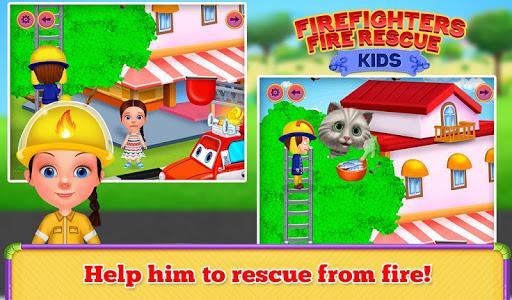 Firefighters Fire Rescue Kids  screenshots 13