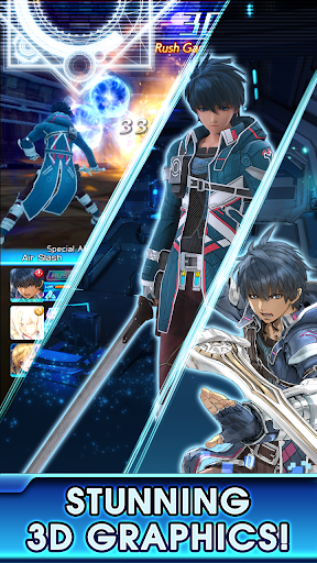 STAR OCEAN: ANAMNESIS 1.0.1 gameplay | by HackJr.Pw 8