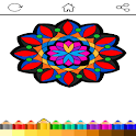 Art Pages- Adult Coloring Book icon