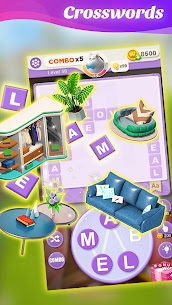 Word Villas MOD APK 2.5.1 [Unlimited Coins] – Fun puzzle game 2