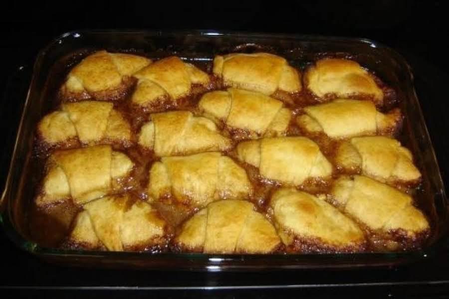 Easy Apple Dumplings Recipe Just A Pinch Recipes