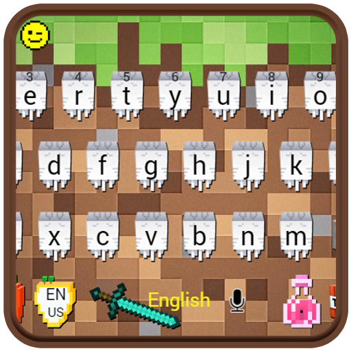 Cool Game Keyboard Theme