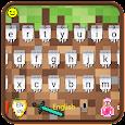 Cool Game Keyboard Theme apk