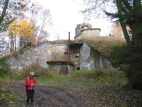 Photo: Форт Серая Лошадь. Наблюдательный пункт