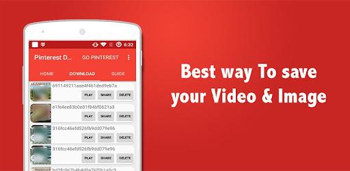 Pinsave Image Downloader For Pinterest Aplikasi Di Google Play