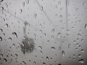 Photo: Zero visibility ride down