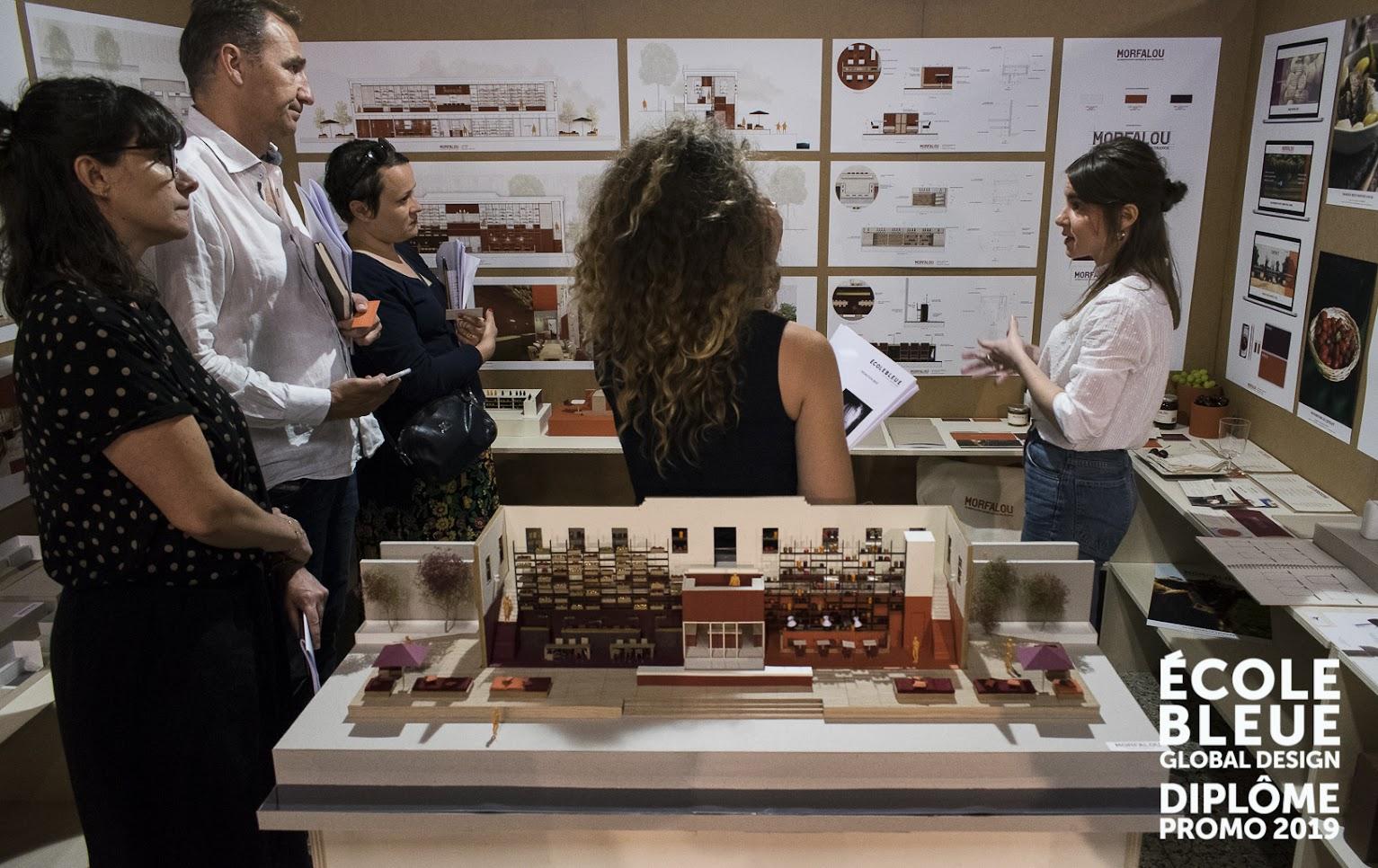 architecture intérieure et design global