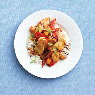 Sweet and Spicy Chicken Stir-Fry Recipe