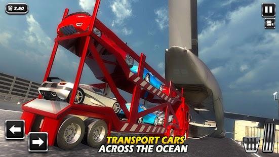 Cargo Pilot Car Transporter - náhled