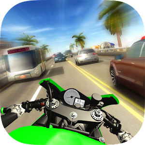 Highway Traffic Rider Icon do Jogo
