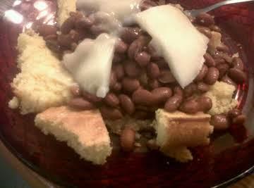 Crockpot Pinto Beans
