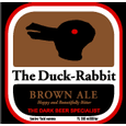 Logo of Duck Rabbit Brown