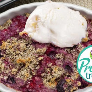 Classic Berry Crisp Cobbler Recipe