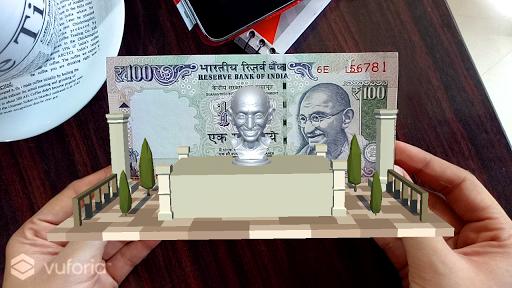 Gandhiji AR screenshot 3