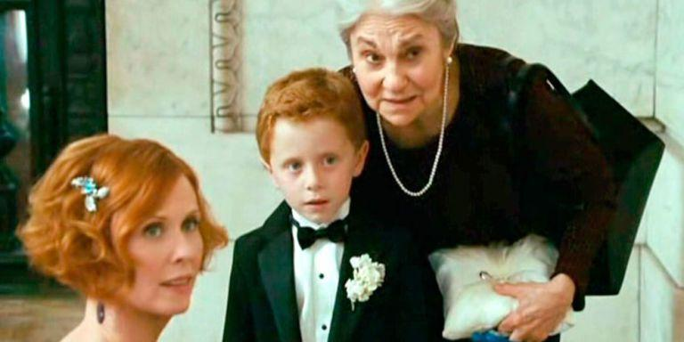 Remember little Brady Hobbes from Sex And The City? He's blossomed into a  handsome teen… and had something very shocking to say about the show