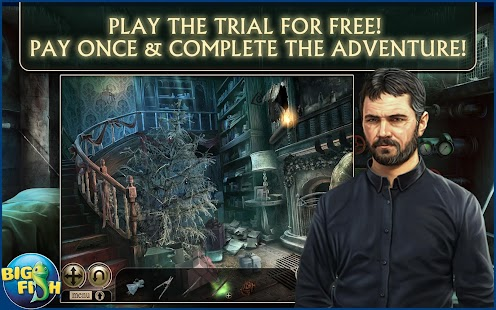Maze: Subject 360 - A Scary Hidden Object Game- screenshot thumbnail