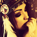 indian girl wallpaper icon