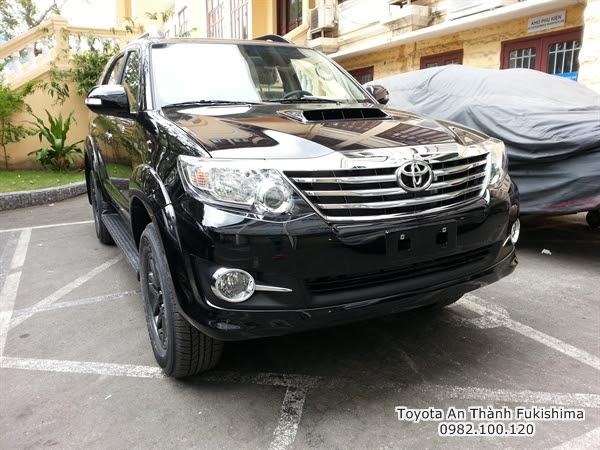 Khuyến Mãi Mua Xe Toyota Fortuner 2.5G máy dầu Tốt Nhất Trong Tháng 6 tại TPHCM