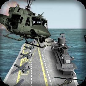 Вертолет стрельбы из дальнобойщика