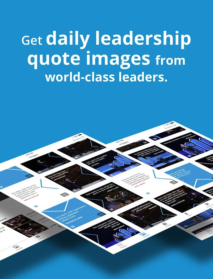 GLSnext - Leadership Training- screenshot
