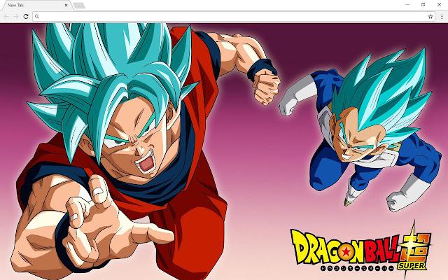 DBS and Dragon Ball Super