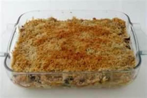 Broccoli & Chicken Casserole Recipe