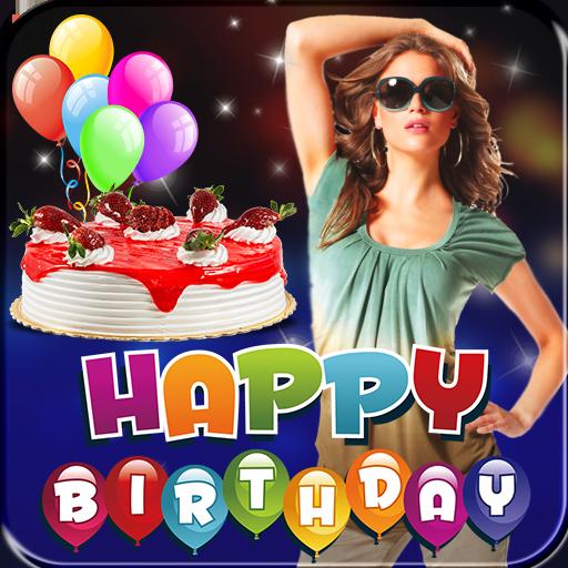 Birthday Photo Frames - Photo Editor