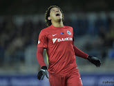 Felipe Gedoz heeft het moeilijk op Jan Breydel, maar zou beter meegaan in het verhaal van Club Brugge