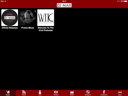 DJ Max- screenshot thumbnail