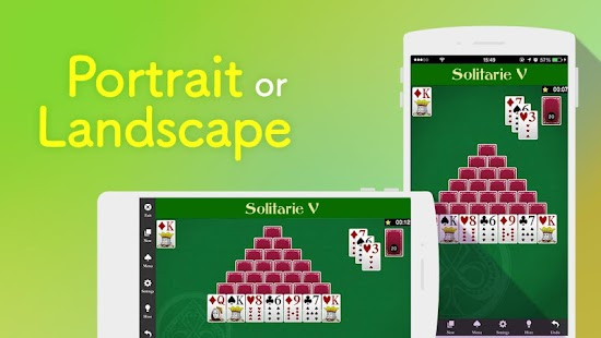 Solitaire Victory - 100+ Games- screenshot thumbnail