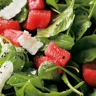 Watermelon & Arugula Salad.